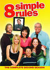8 Simple Rules - Season 2 (DVD, 2009, 3-Disc Set) (DVD, 2009)