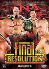 TNA Wrestling - 2008 (DVD, 2008)