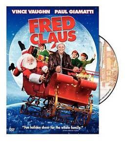 DVD-VINCE-VAUGHN-PAUL-GIAMATTI-Fred-Claus-2008-NOT-MOD