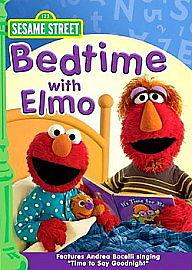 SESAME STREET - BEDTIME WITH ELMO - DVD - REGION 2 UK