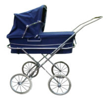 Silver Cross Rubber Tires Unisex Pushchairs & Prams