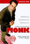 Monk - Season 1 (DVD, 2010, 4-Disc Set)