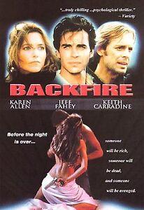 Backfire (DVD, 2006)