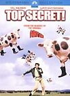 Top Secret! (DVD, 2002, Sensormatic)