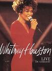 Whitney Houston - Live in Concert (DVD, 2004)