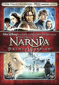 The-Chronicles-of-Narnia-Prince-Caspian-DVD-2008-3-Disc-Set-Includes-Digital-Copy-DVD-2008
