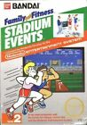 Family Fun Fitness: Stadium Events (Super Nintendo Entertainment System, 1987)