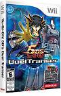Yu-Gi-Oh 5D's Duel Transer (Nintendo Wii, 2010)