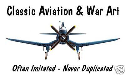Classic Aviation and War Art