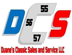 Duane's Classic Sales