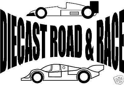 Diecast Road and Race