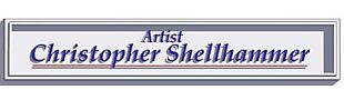 Artist Christopher Shellhammer