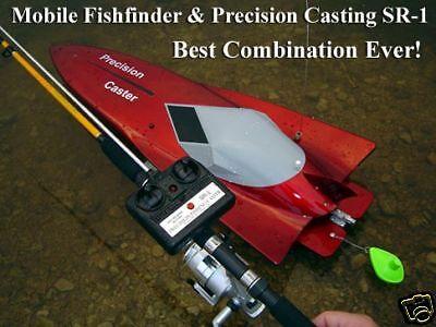 Ultra Range Precision Caster SR-1