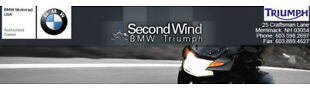 Second Wind BMW Triumph