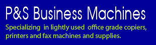 P&S Business Machines