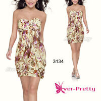 Floral Print Dress- Enjoy A Hot Joyful Day