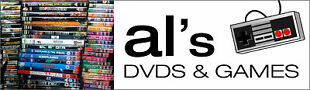 Al's DVDs and Games