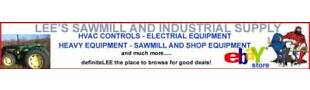 LEE's Sawmill and Industrial supply