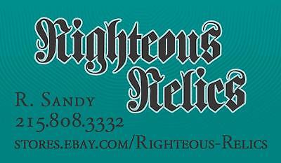 Righteous Relics