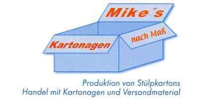 Mikes Pappzuschnitte und Kartonagen