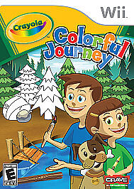 Crayola-Colorful-Journey-Nintendo-Wii-2009