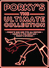 Porky's - The Ultimate Collection (DVD, 2007, 3-Disc Set) (DVD, 2007)