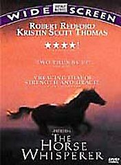 The Horse Whisperer (DVD, 1998, Widescre...