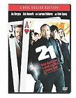 21 (DVD, 2008, 2-Disc Set)