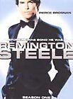 Remington Steele - Season 1 (DVD, 2005, 2-Disc Set, Box Set)