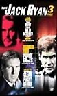 Jack Ryan 3-Pack (DVD, 2005, 3-Disc Set)