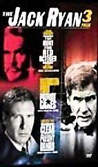 The Jack Ryan 3 Pack The Hunt for Red October  Patriot Games  Clear and Prese - Greeley, Colorado, United States - The Jack Ryan 3 Pack The Hunt for Red October  Patriot Games  Clear and Prese - Greeley, Colorado, United States