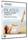Element - Pilates Weight Loss For Beginners (DVD, 2009)