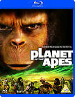 Planet Of The Apes (Blu-ray, 2009)