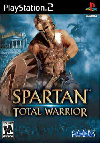 Spartan: Total Warrior (Sony PlayStation 2, 2005) - North American Version