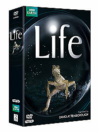 BBC-EARTH-Life-DVD-4-DVD-SET-NEW-IN-WRAPPER-GIFT