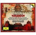 Turandot (GA) von Herbert von Karajan,WP,Domingo,Ricciarelli (1988)