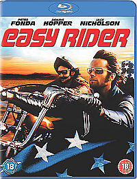 Easy Rider Blu-ray (2009) Peter Fonda ***New***