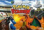 Jeux vidéo Pokémon pour Nintendo 64 PAL