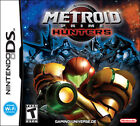 Metroid Prime: Hunters (Nintendo DS, 2006) - European Version