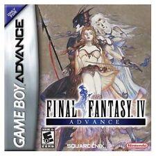Jeux vidéo anglais Final Fantasy PAL
