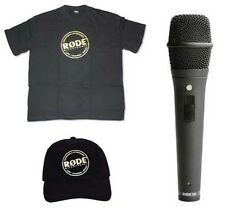 Rode Pro Audio Condenser Microphones Systems