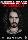 Russell Brand - Scandalous - Live At The O2 (DVD, 2009)