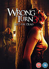 Wrong Turn 3 (DVD, 2010)