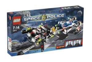 LEGO Space Police Uberschall-Verfolgung (5973)