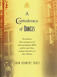 A-Confederacy-of-Dunces-by-John-Kennedy-Toole-1995-Hardcover-VG-Cond