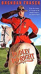 Dudley Do-Right (VHS, 1999)