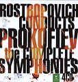 Complete Sinfonien 1-7 von Mstislav Rostropowitsch,Onf (2008)