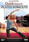 Quick Results Pilates Workout (DVD, 2009)