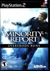 Minority Report (Sony PlayStation 2, 2002)