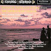 RCA LIVING STEREO Songs of Faith and Inspiration ROBERT SHAW (CD, 2001)